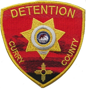Curry County Detention Center Patch Logo
