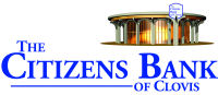 The Citizens Bank of Clovis Logo
