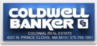 Colonial Real Estate - Coldwell Banker Logo