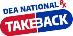 DEA National Drug Takeback Logo